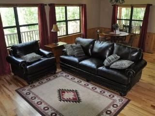 2 Bedroom with Indoor Jetted Bath Tub and Hiking to Waterfall -- Wolf Ridge - Bryson City vacation rentals