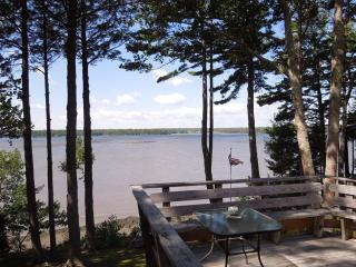 OH WHAT A VIEW | WESTPORT ISLAND, MAINE | SALT WATER RIVER |FAMILY VACATION| GIRL'S GETAWAY | NATURE LOVER'S DELIGHT - Mid-Coast and Islands vacation rentals