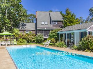 GOLDF - Outstanding Summer Home with Pool, Screened Porch, Beautiful Decor, AC, Wifi - Oak Bluffs vacation rentals
