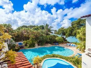 Hibiscus at Merlin Bay-steps to white sand beach with plunge pool & staff - Saint James vacation rentals