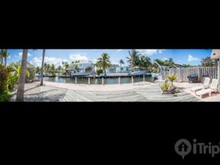 Keys Getaway - Water Front House - Miami vacation rentals