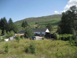 But'N'Ben Cottage with Log Chalet BBQ Hut - Spean Bridge vacation rentals