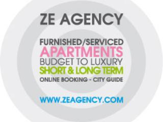 zeagency furnished apartment vacation rental - ZE Apartment Rental AGENCY