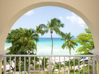 Sapphire Beach 313: Luxury Oceanfront Condo - Christ Church vacation rentals