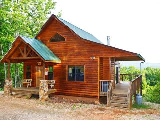 BEAR CUB ***** Gorgeous, Romantic, Private with outstanding views!!! - North Georgia Mountains vacation rentals