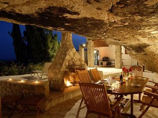Villa Castle Rock, unique villa built into cliffs - Paphos vacation rentals