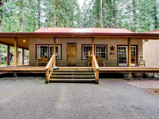 The Sharp Cabin- Now with  HOT TUB - Government Camp vacation rentals