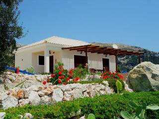 Little naturist villa with private pool in the greenery - Skala vacation rentals