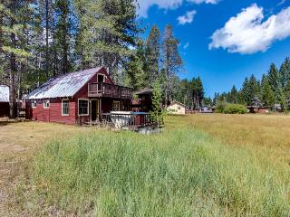Nash Cabin on Conservancy Meadow - South Tahoe vacation rentals