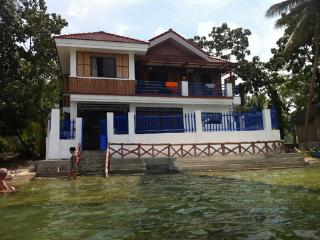 Beautiful Beachfront Home for Rent in Baclayon, Bohol - Visayas vacation rentals