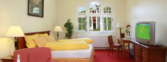 Vacation Apartment in Bacharach - 753 sqft, quiet, central, romantic (# 5405) - Bacharach vacation rentals