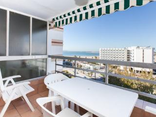 [1] Spacious apartment with a view of the beach ! - El Puerto de Santa Maria vacation rentals