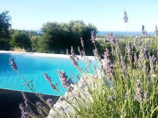 Bianca Lamafico modern villa see view with swimming pool - Polignano a Mare vacation rentals