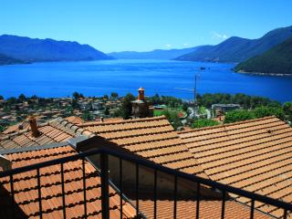Coucher du soleil with stunning view - Maccagno vacation rentals