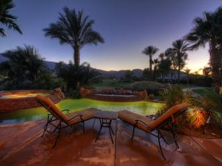 Amazing Mountain & Golf Course View from your 5 Bedroom Vacation Retreat Home - La Quinta vacation rentals