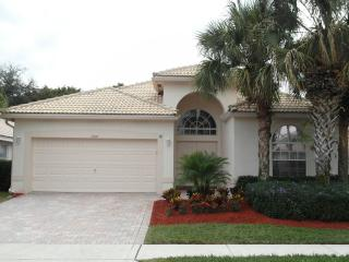 Polo Trace, Delray Beach, gated, golfers dream, salt pool, WIFI,HDTV, NETFLIX - Delray Beach vacation rentals
