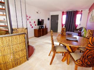In the Canary Islands, charming apartment with terrace and view of the sea - Fuerteventura vacation rentals