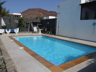 In the Canary Islands, spacious house with swimming pool - Yaiza vacation rentals