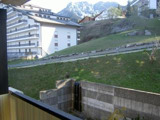 Cosy apartment in a Swiss chalet with balcony and wonderful view of the mountains - Valais vacation rentals