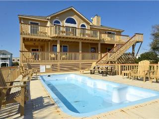 Beautiful House, 6 Bedrooms, Pool, Hot Tub WH28 - Corolla vacation rentals