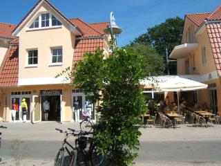 Vacation Apartment in Zingst - 538 sqft, house next to Baltic Sea, central and quiet (# 2626) - Zingst vacation rentals