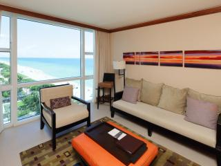 Trendy 1 Bedroom Apartment on Miami Beach - Florida South Atlantic Coast vacation rentals