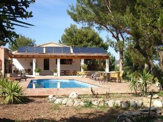 Beautiful finca for 8 people in a quiet  location with private pool - ES-1079375-Capdepera - Capdepera vacation rentals