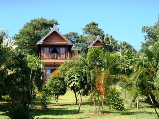 Tropical Thai-style Villa on Koh Mak Island - Koh Mak vacation rentals