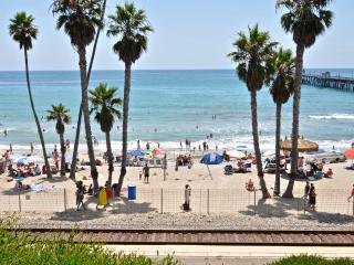 October Special! Steps to San Clemente Beach / Pier! - Orange County vacation rentals