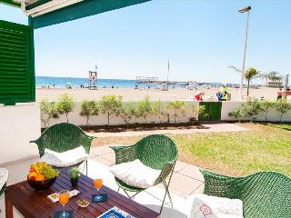 "Superb Apartment at the Beach Front ""Playa Las Burras"" 1 - Maspalomas vacation rentals"