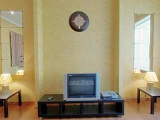 Two bathrooms and four spacious rooms. - Saint Petersburg vacation rentals