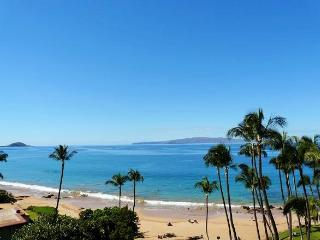 Mana Kai Maui Resort 2 Bedroom Ocean View 614C - Kihei vacation rentals