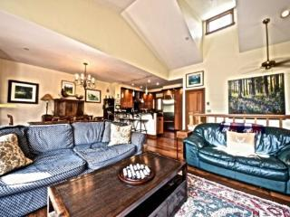 Fantastic 3BR Meadows Townhome in Beaver Creek Village, 40 Yards to Ski Access - Beaver Creek vacation rentals