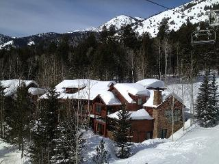 Ski in and out from this private community at the base of Jackson Hole! - Jackson Hole Area vacation rentals
