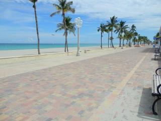 Sparkling Newly Redone Condo for 4 1/2 block Beach 311 - Hollywood vacation rentals