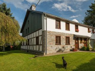 Typical stonehouse in calm situation  in the Ardens.  - BE-830-Ligneuville - The Ardennes vacation rentals