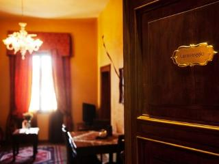 Residence Palazzo Odoni - Caravaggio suite/apartment - with view on the canal - Venice vacation rentals