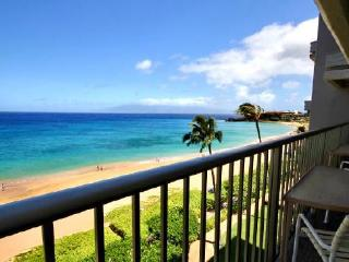 Whaler 651 - One Bedroom, Two Bath Ocean Front Condominium - Lahaina vacation rentals