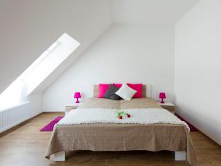 Grand Penthouse 3BR - AC/WIFI - Budapest & Central Danube Region vacation rentals