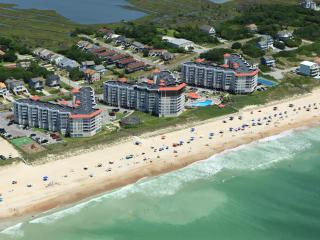 2 BR Oceanfront Condo St.Regis North Topsail Beach - North Topsail Beach vacation rentals
