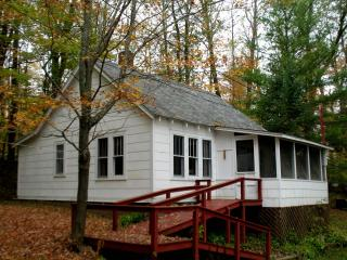 Lakeside first cabin - Hayward vacation rentals