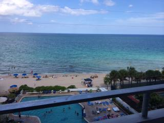 Ocean Front With Balcony Completely Renovated! - Fort Lauderdale vacation rentals