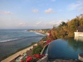 Cliff-front rooms at surfer's beach - Uluwatu vacation rentals