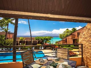 Oceanfront Fun, Sun, Oceanfront Condo on Secluded Beach - Lahaina vacation rentals