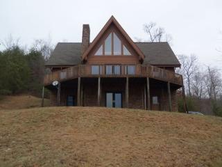 Norris Lake Cabin Rentals Patchwork Paradise wonderful Lakeview Log Cabin - New Tazewell vacation rentals