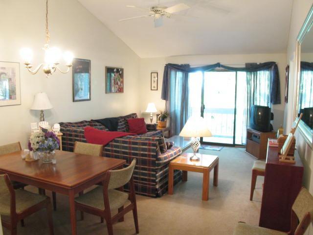 Living Area - Ocean Edge - Upper Level End Unit - EA0141 - Brewster - rentals