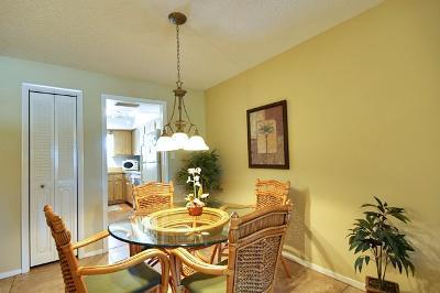 Cozy Dinning Area - Cayman Cay Unit 207 - Holmes Beach - rentals