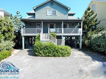 Pier View Cottage - Image 1 - Surfside Beach - rentals