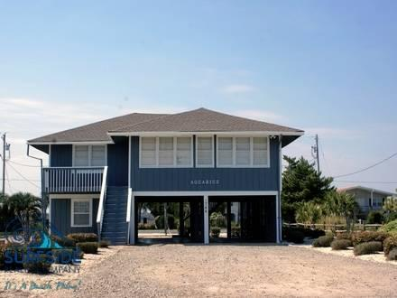 Aquarius - Image 1 - Garden City Beach - rentals