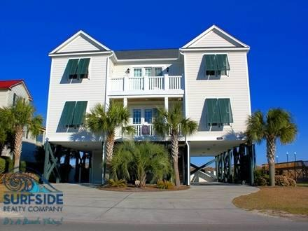Royal Palm - Image 1 - Garden City Beach - rentals